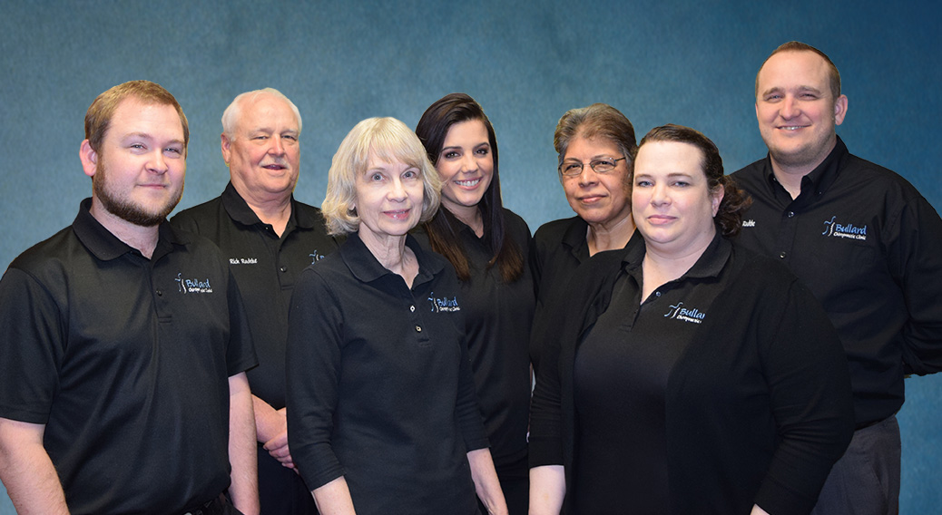 The Bullard Chiropractic Clinic Doctors and Staff